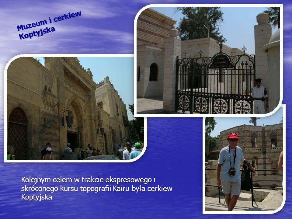 Muzeum i cerkiew Koptyjska