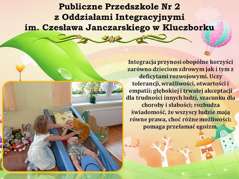 Publiczne Przedszkole Nr 2 z Oddziałami Integracyjnymi