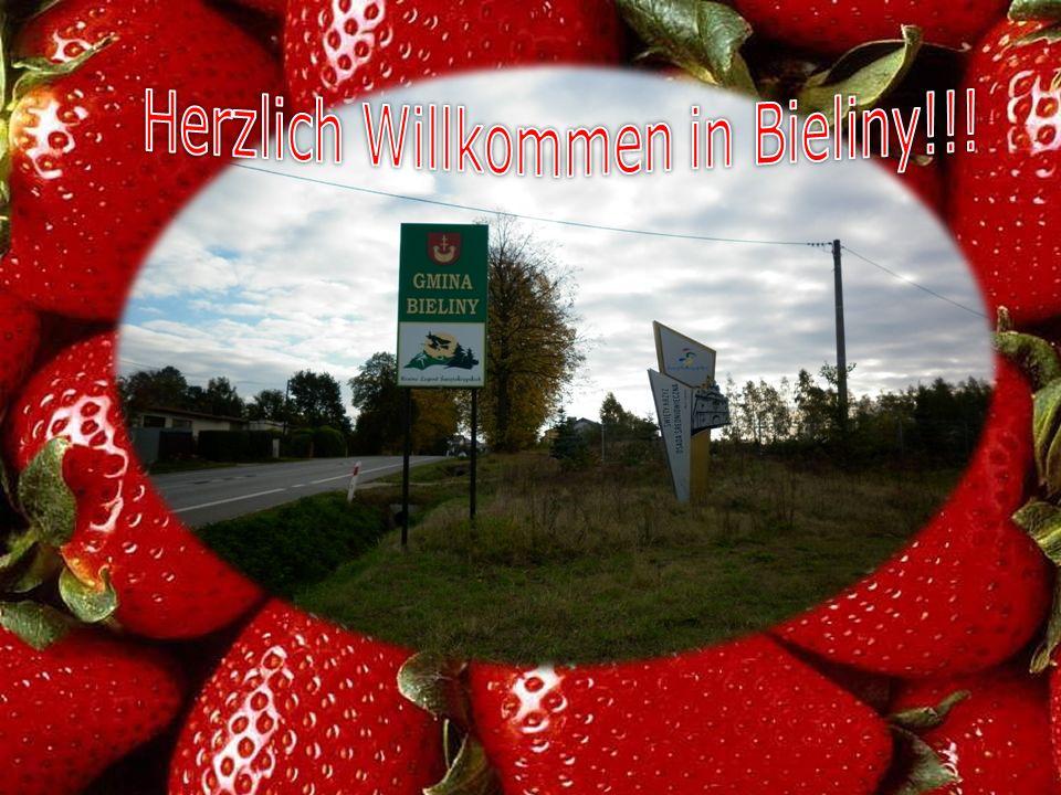 Herzlich Willkommen in Bieliny!!!
