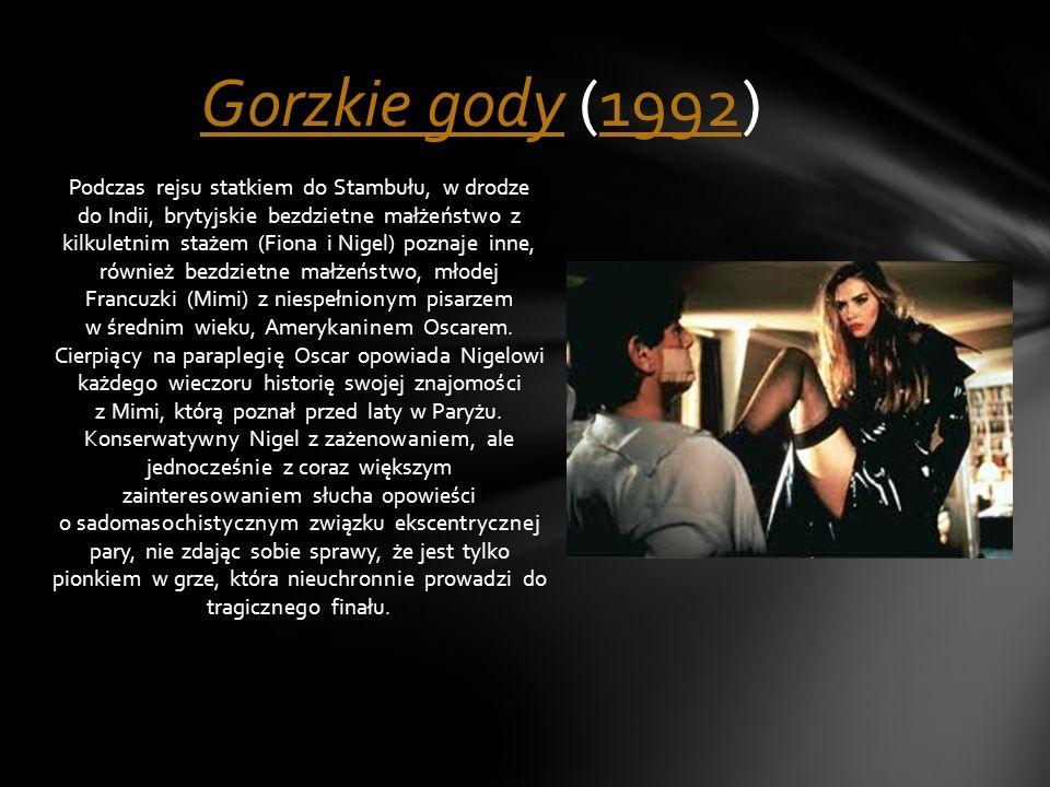 Gorzkie gody (1992)