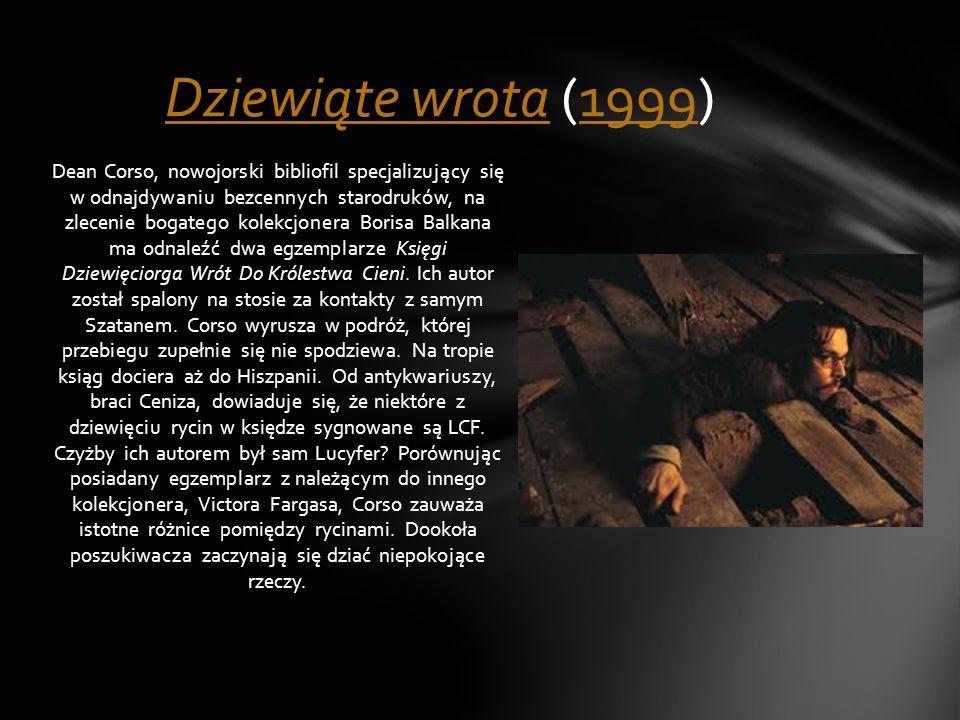 Dziewiąte wrota (1999)