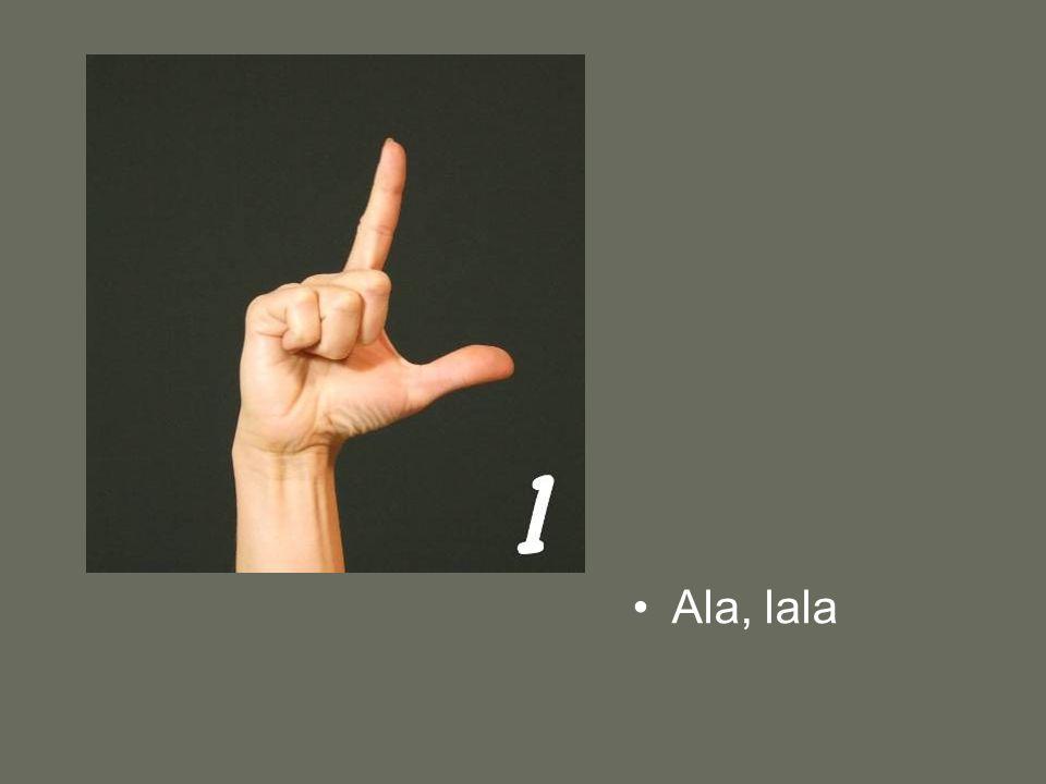 Ala, lala
