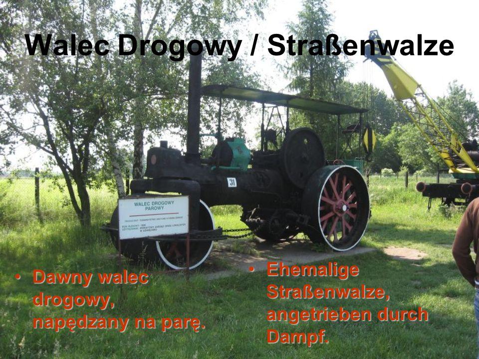 Walec Drogowy / Straßenwalze