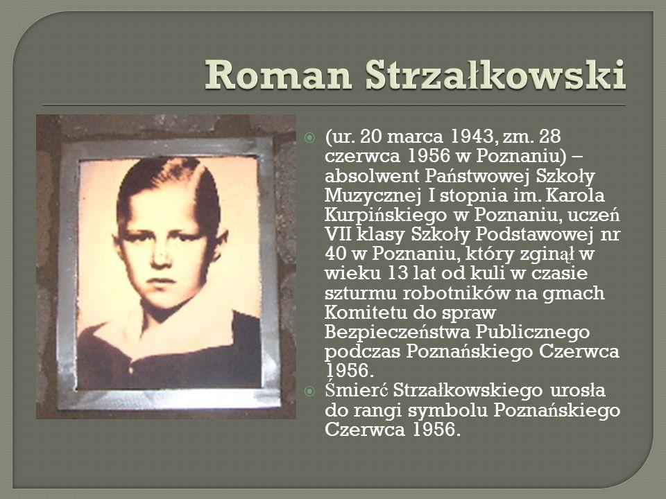Roman Strzałkowski