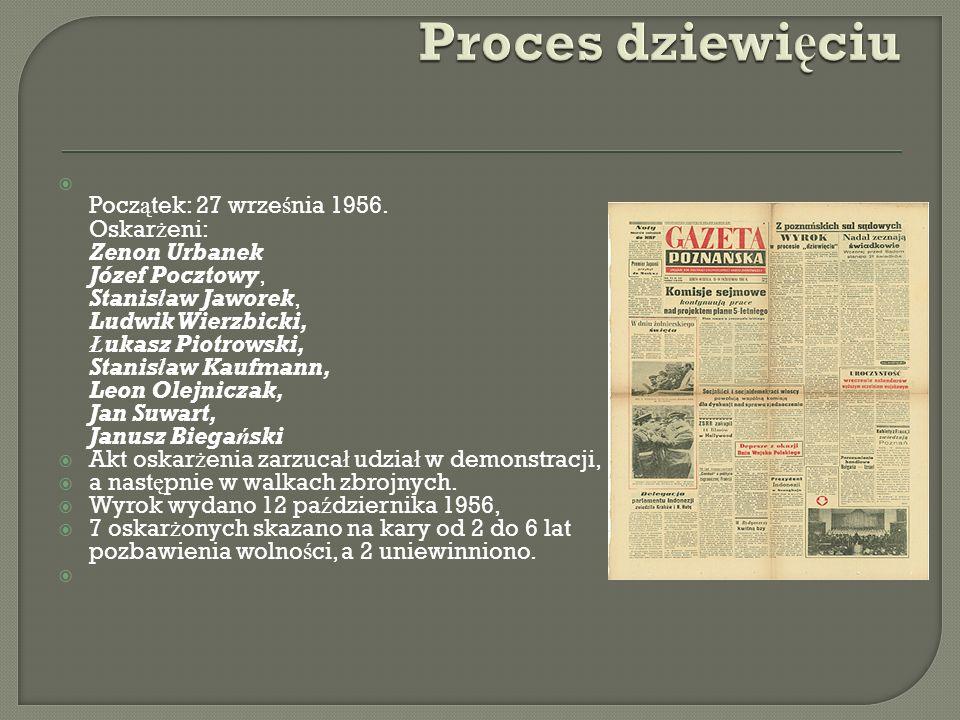 Proces dziewięciu