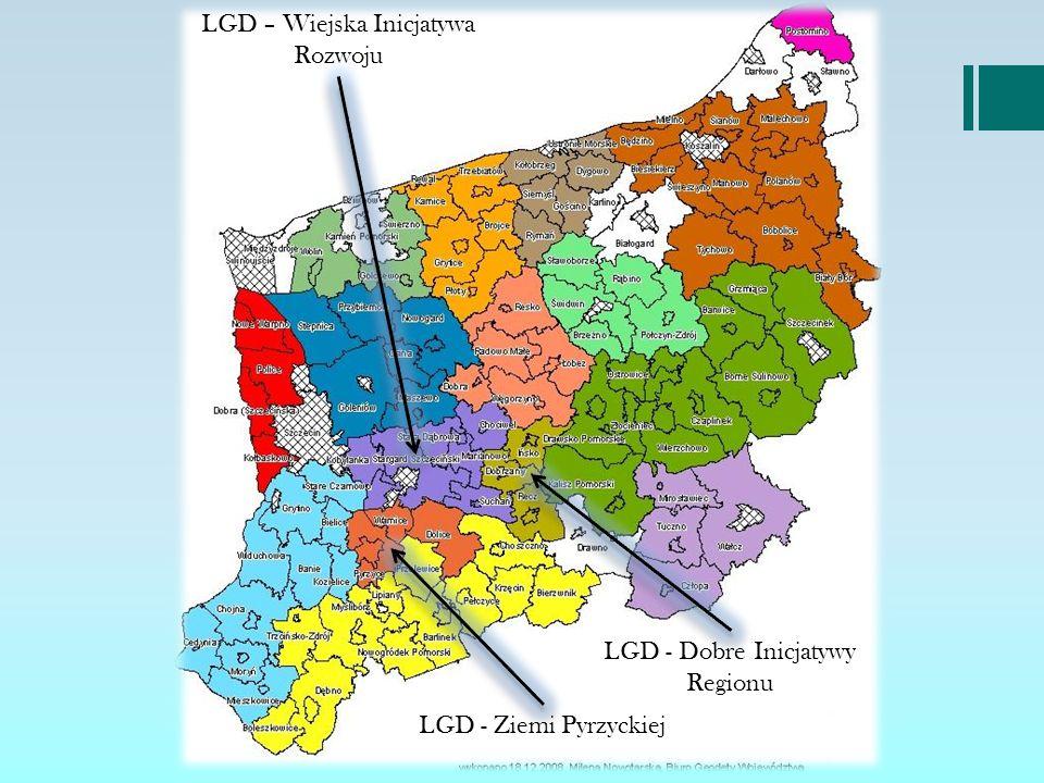 LGD – Wiejska Inicjatywa Rozwoju