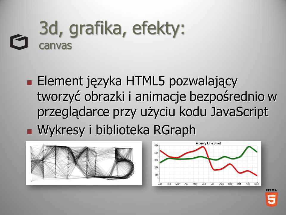 3d, grafika, efekty: canvas