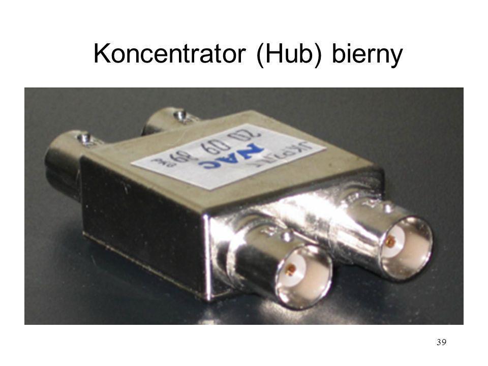 Koncentrator (Hub) bierny