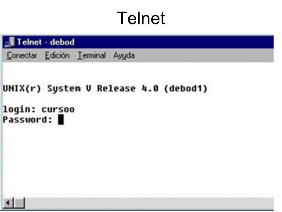 Telnet 54
