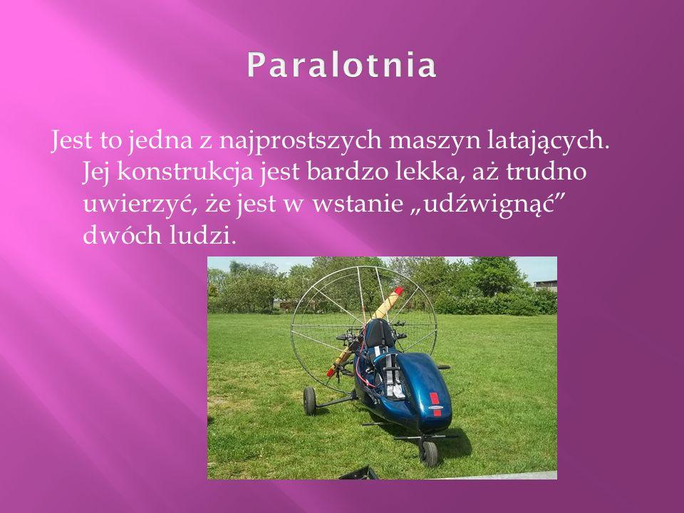 Paralotnia