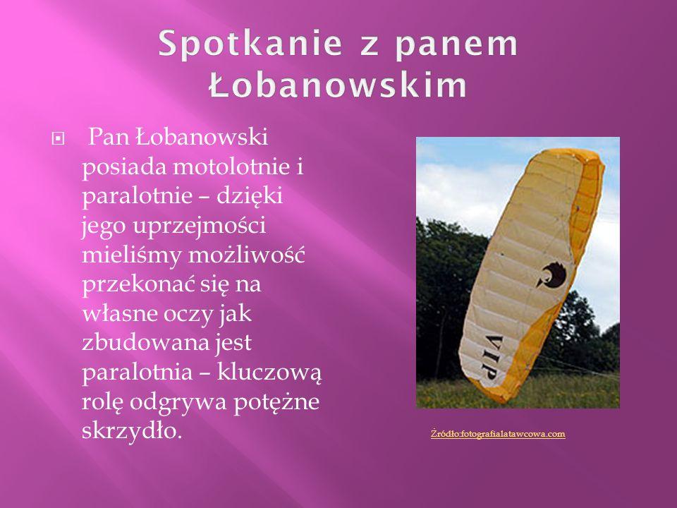 Spotkanie z panem Łobanowskim