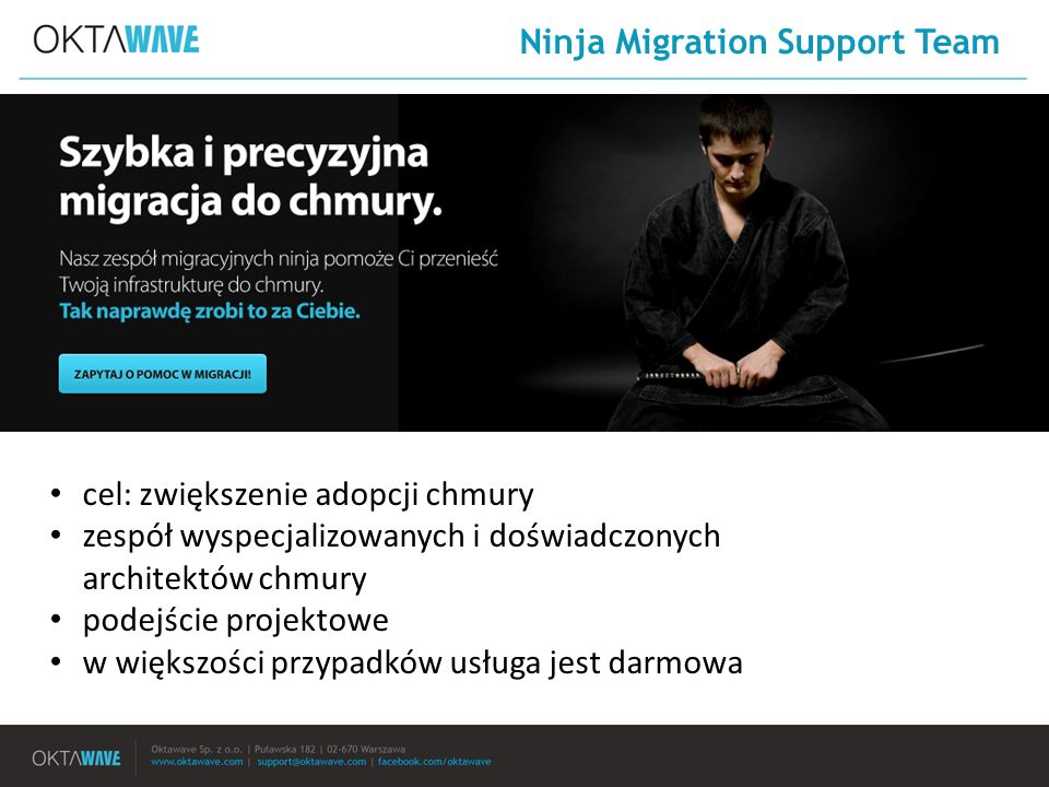 Ninja Migration Support Team