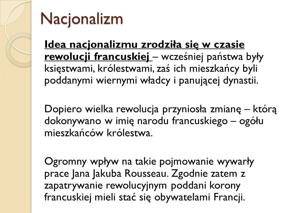 WPiA UAM Poznań WPiA UAM Poznań. WPiA UAM Poznań. WPiA UAM Poznań. Nacjonalizm.