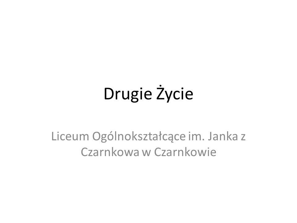 Liceum Ogólnokształcące im. Janka z Czarnkowa w Czarnkowie