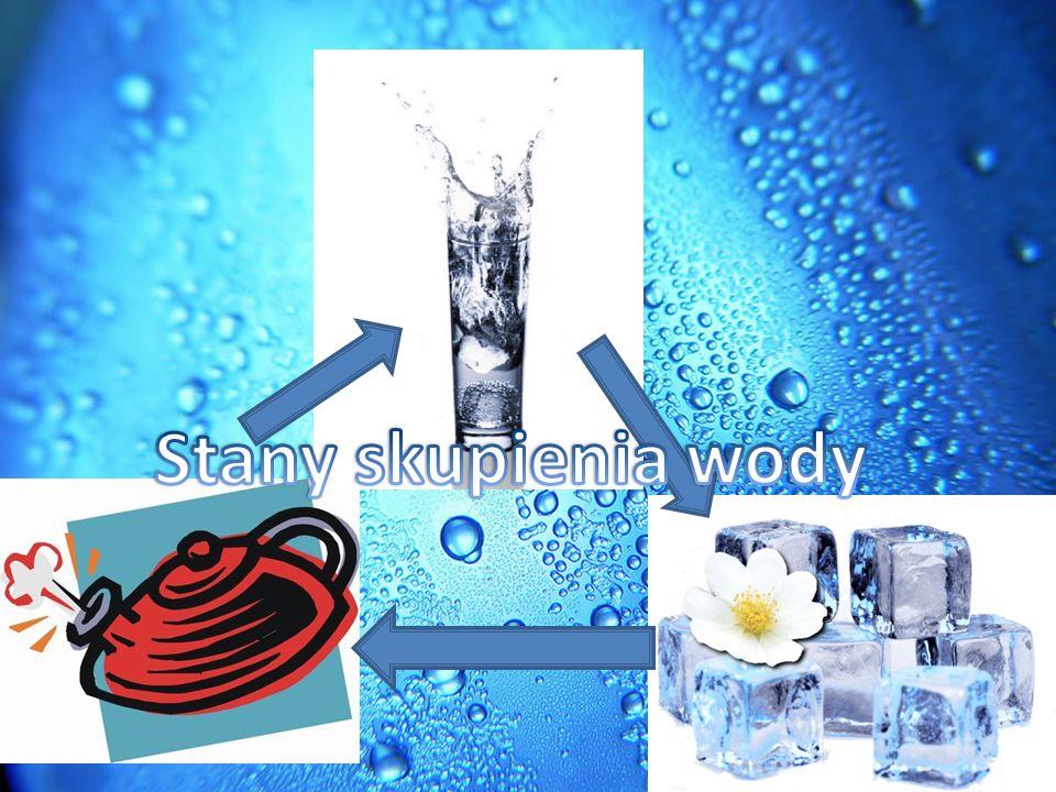 Stany skupienia wody