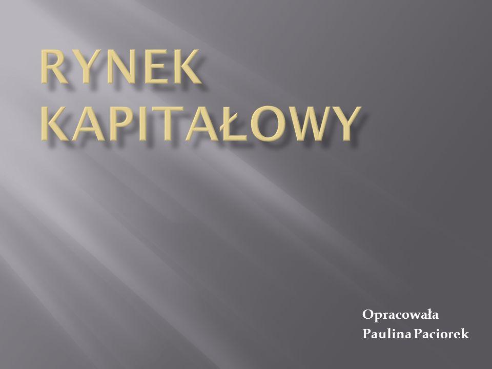 Opracowała Paulina Paciorek