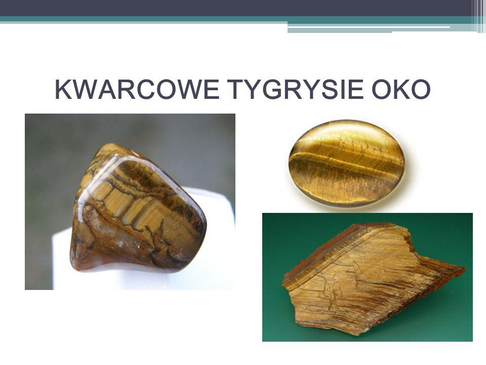 KWARCOWE TYGRYSIE OKO