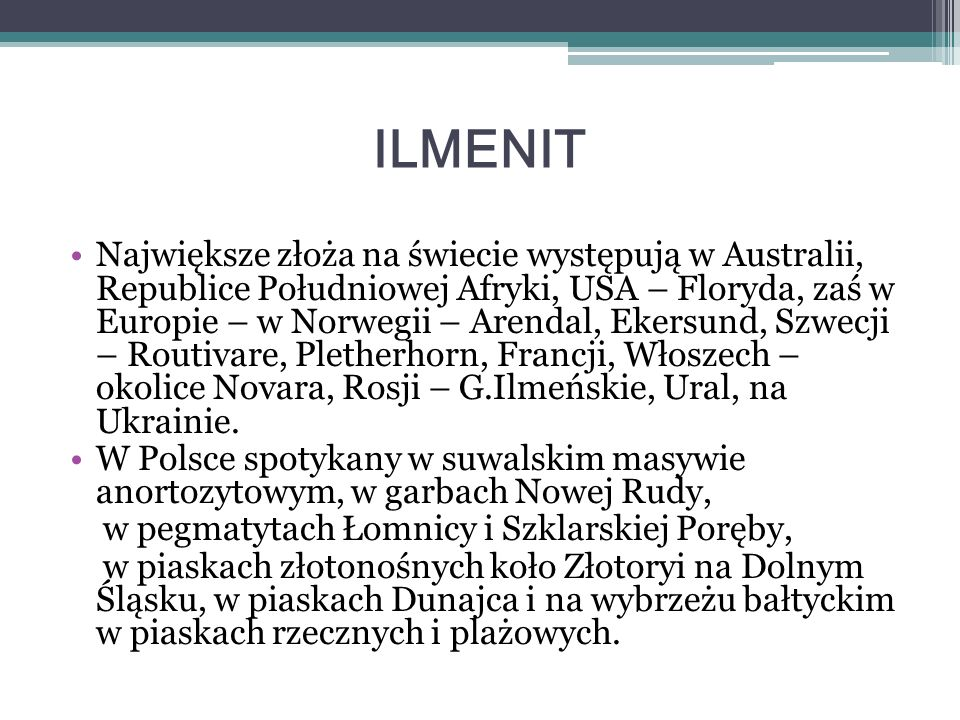 ILMENIT