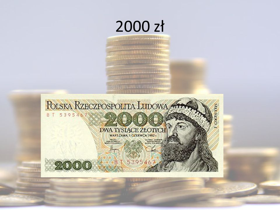 2000 zł