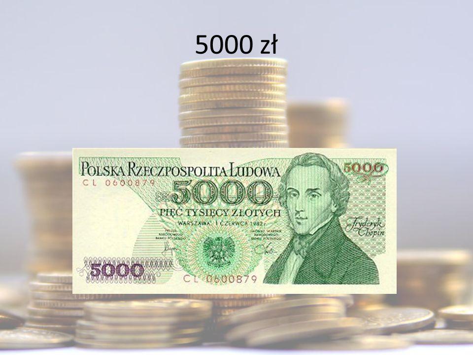 5000 zł
