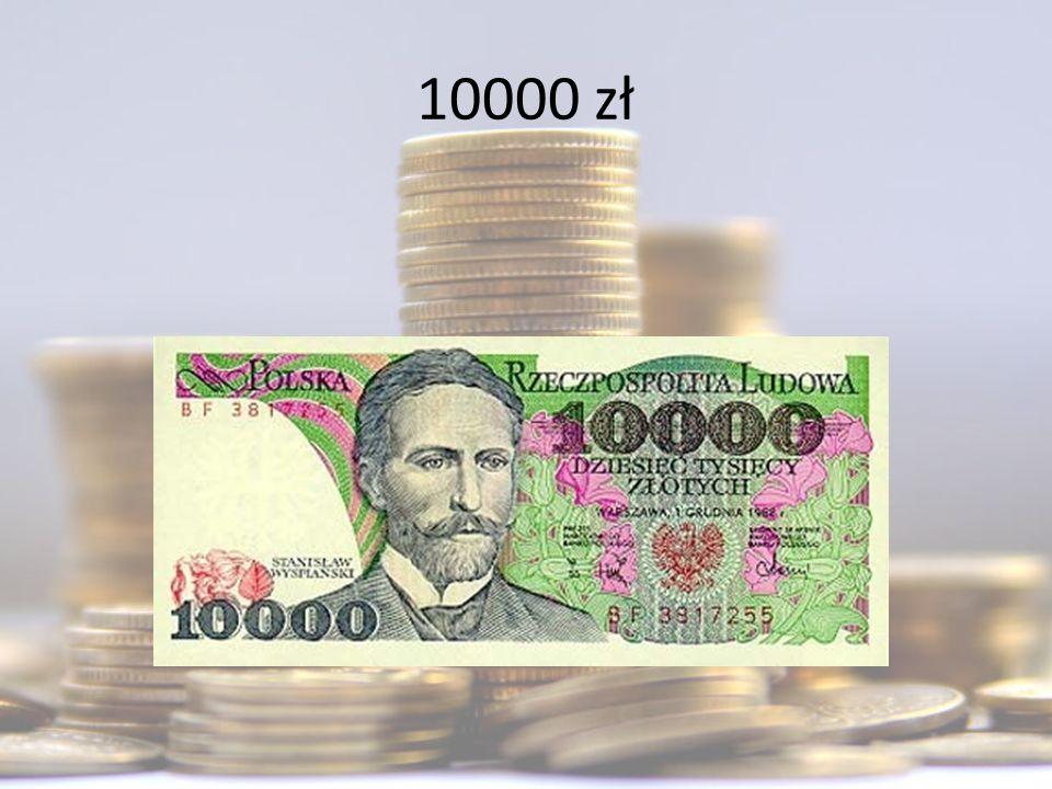 10000 zł