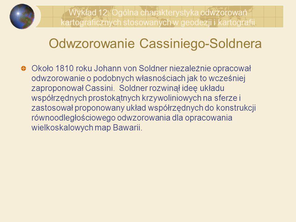 Odwzorowanie Cassiniego-Soldnera