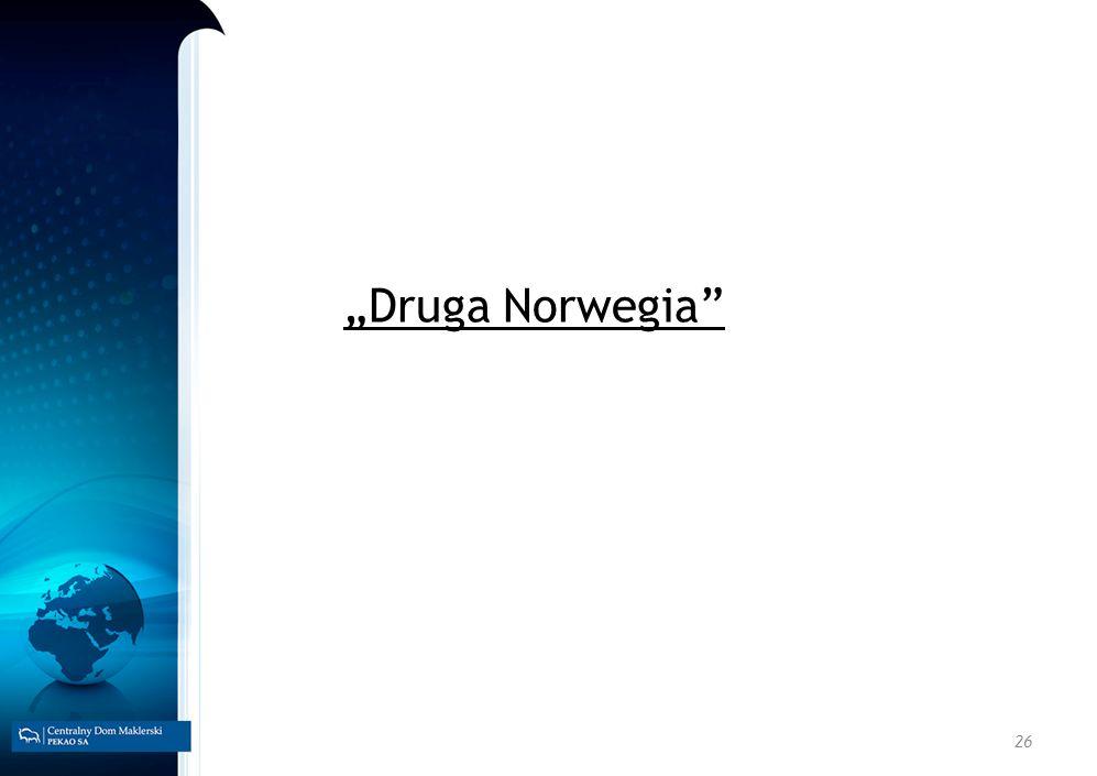 """""""Druga Norwegia 26"""