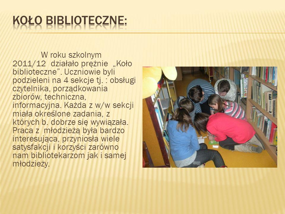 Koło biblioteczne: