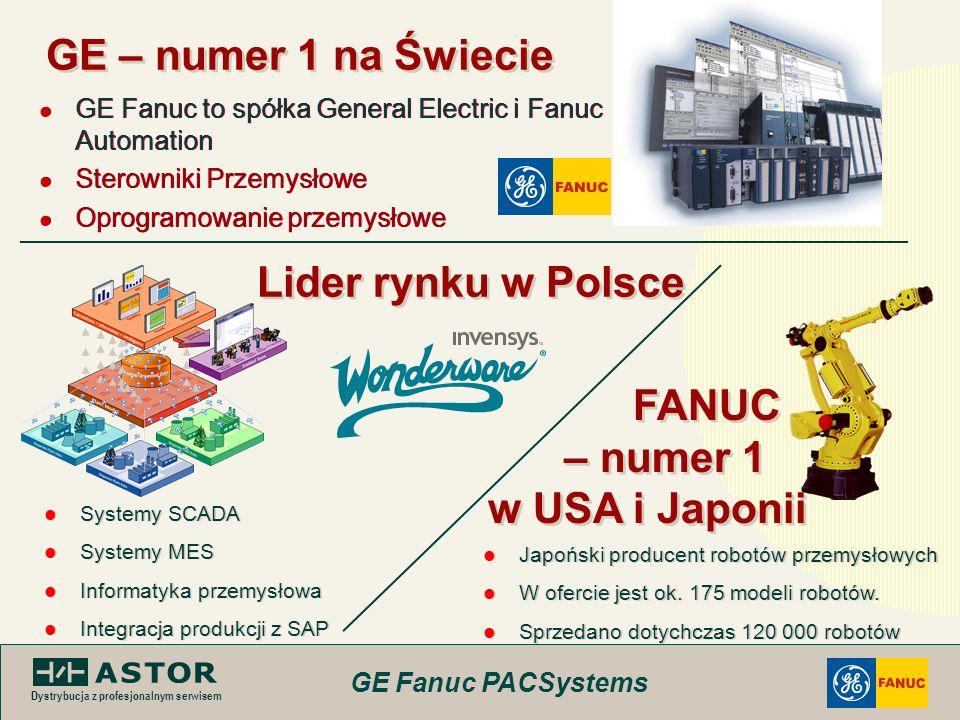 FANUC – numer 1 w USA i Japonii