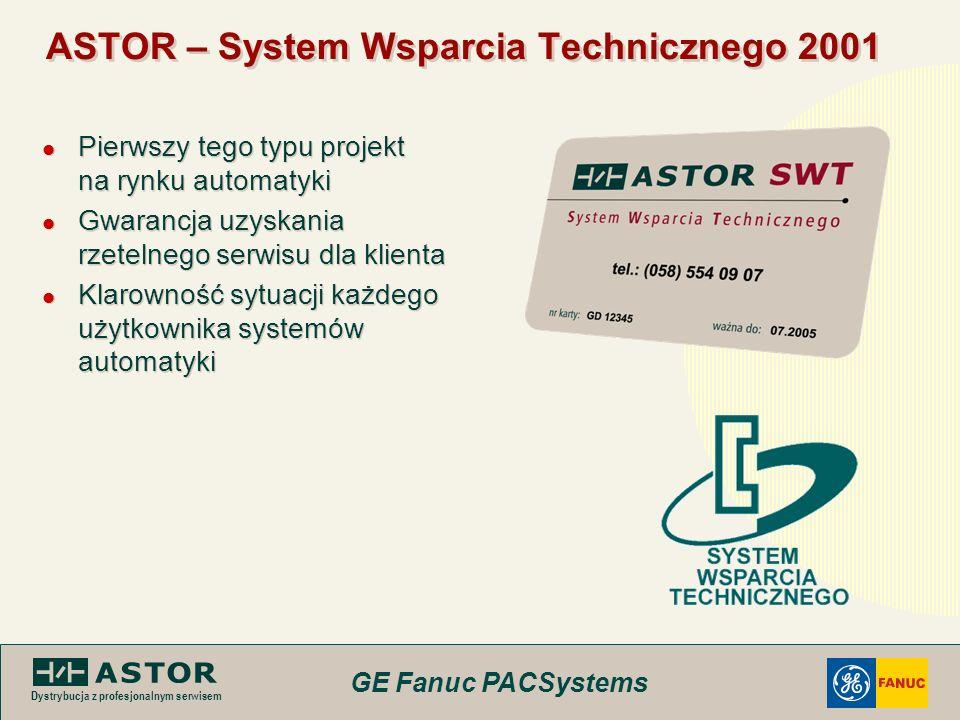 ASTOR – System Wsparcia Technicznego 2001