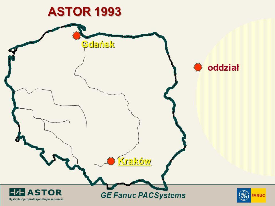 ASTOR 1993 Gdańsk oddział Kraków