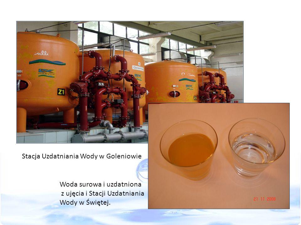 Stacja Uzdatniania Wody w Goleniowie