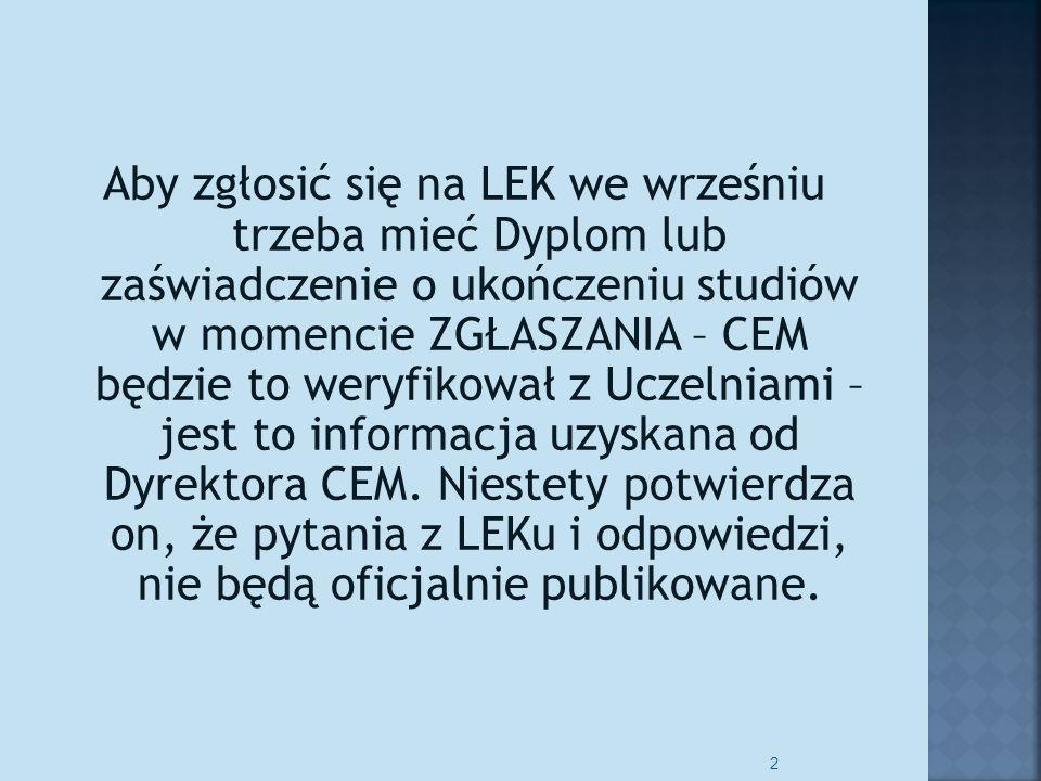 Kariera lekarza Lek. Marcin Żytkiewicz.