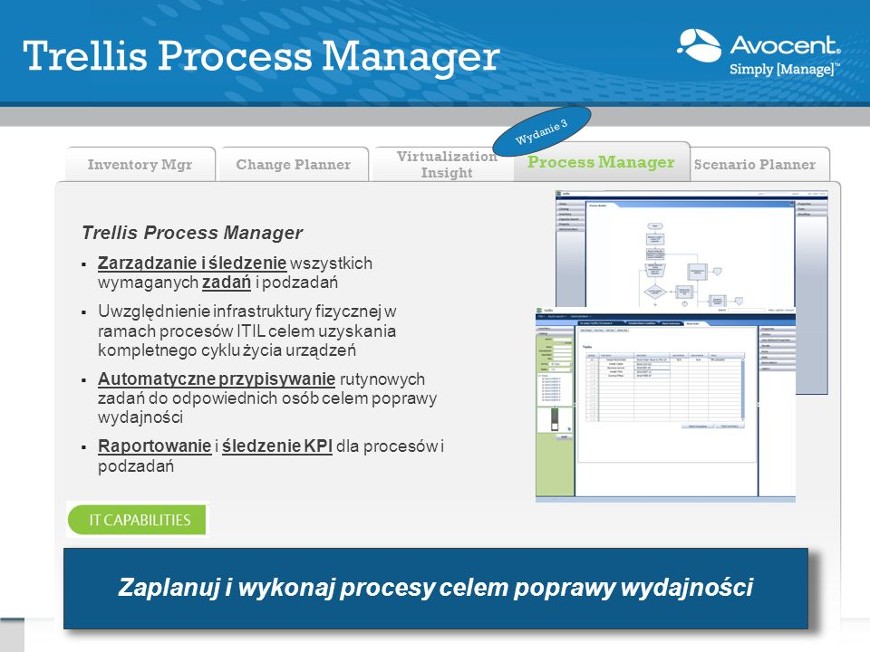 Trellis Process Manager
