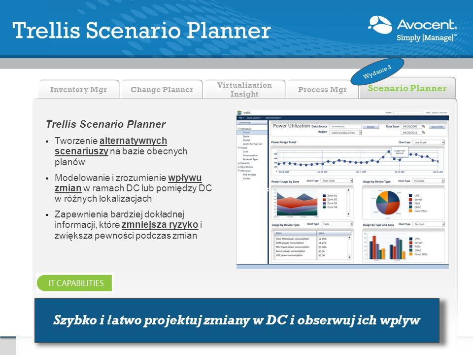 Trellis Scenario Planner