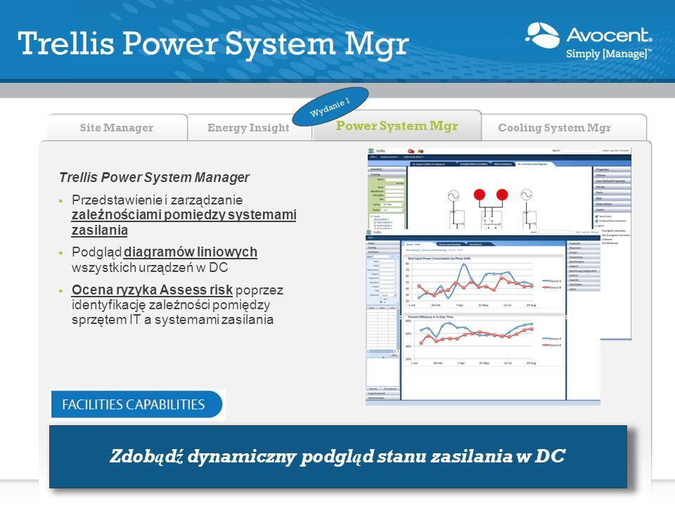 Trellis Power System Mgr