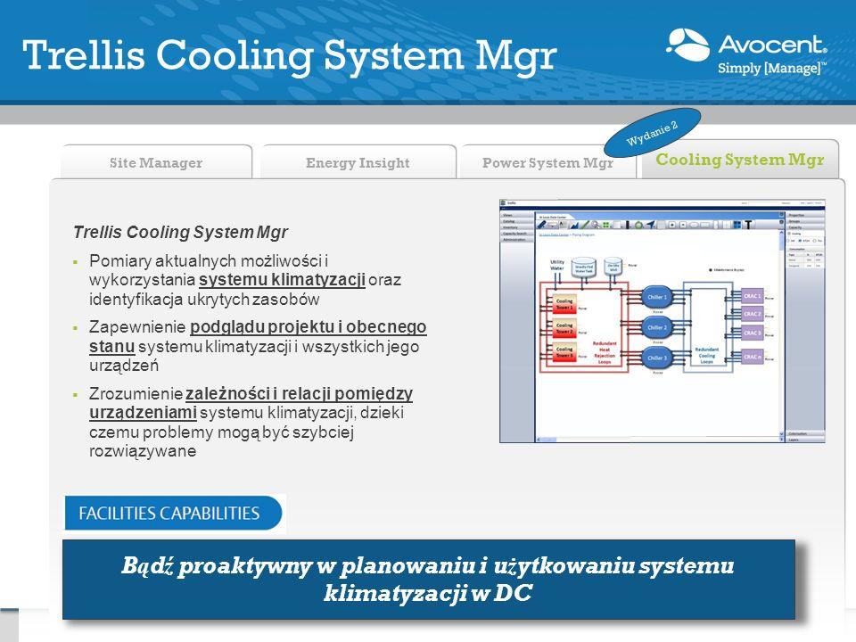 Trellis Cooling System Mgr