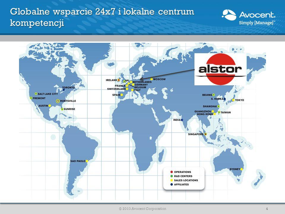 Globalne wsparcie 24x7 i lokalne centrum kompetencji