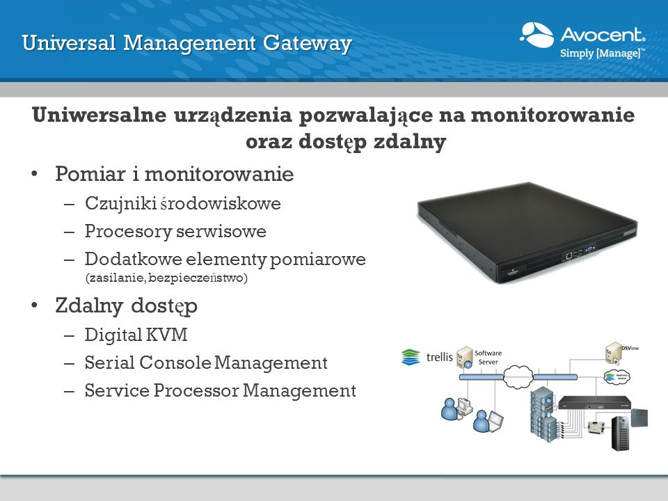 Universal Management Gateway