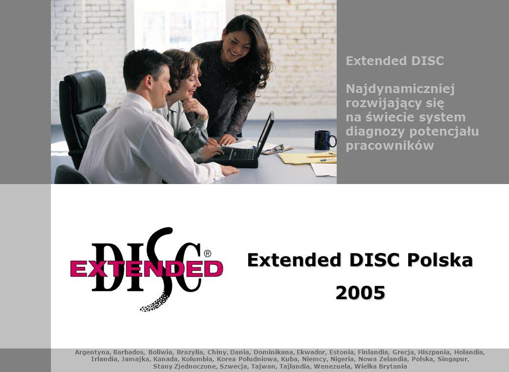 Extended DISC Polska 2005