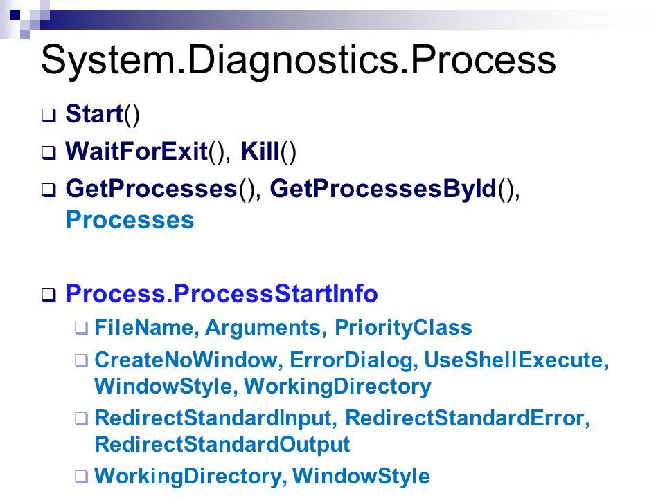 System.Diagnostics.Process