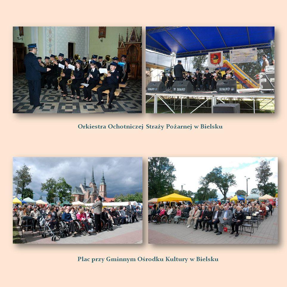 Orkiestra Ochotniczej Straży Pożarnej w Bielsku