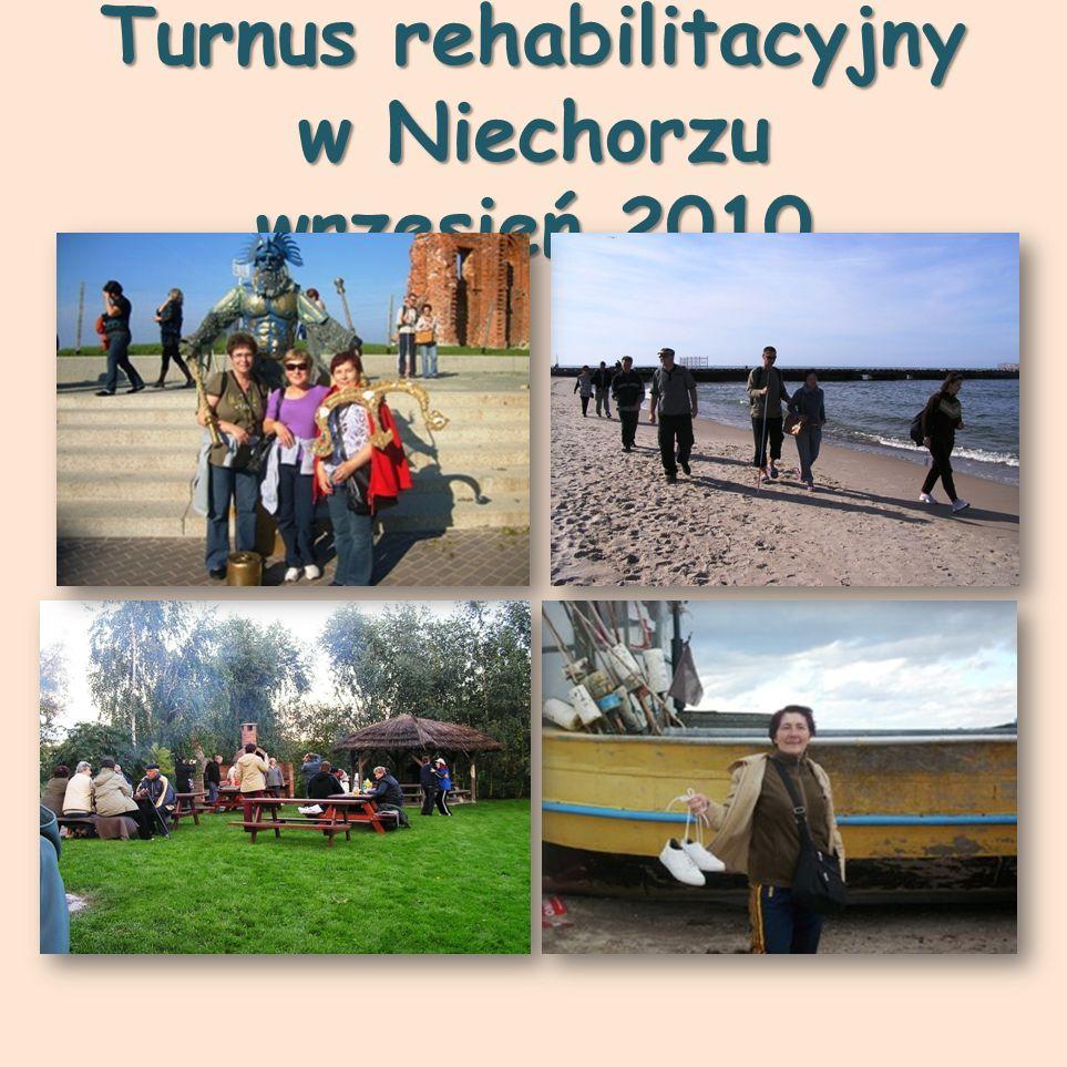 Turnus rehabilitacyjny w Niechorzu wrzesień 2010
