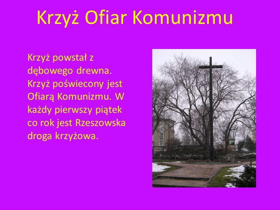 Krzyż Ofiar Komunizmu