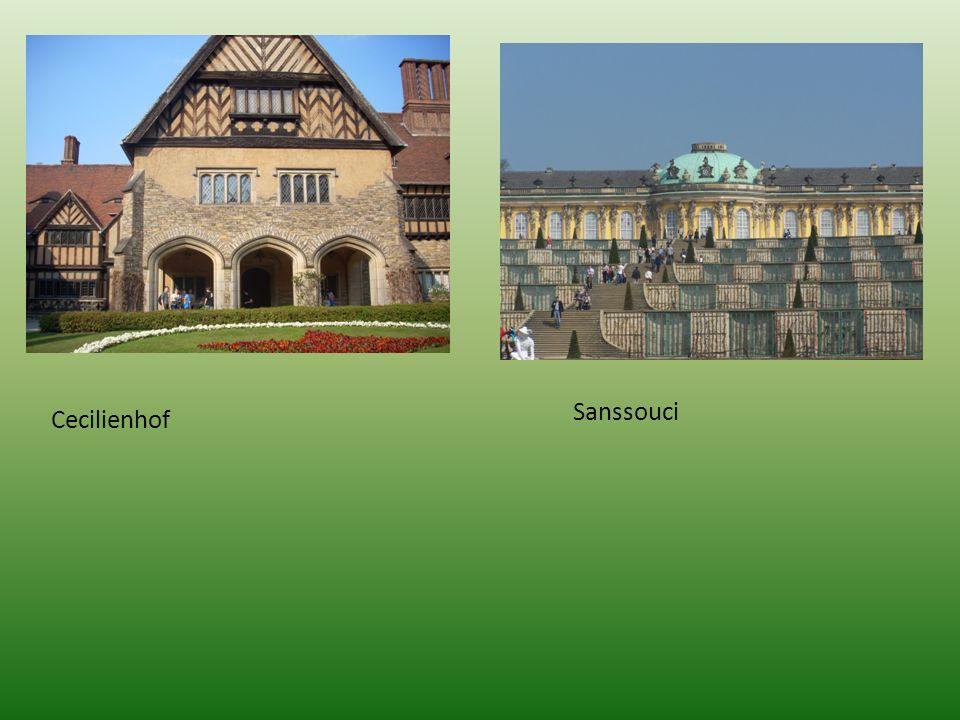 Sanssouci Cecilienhof