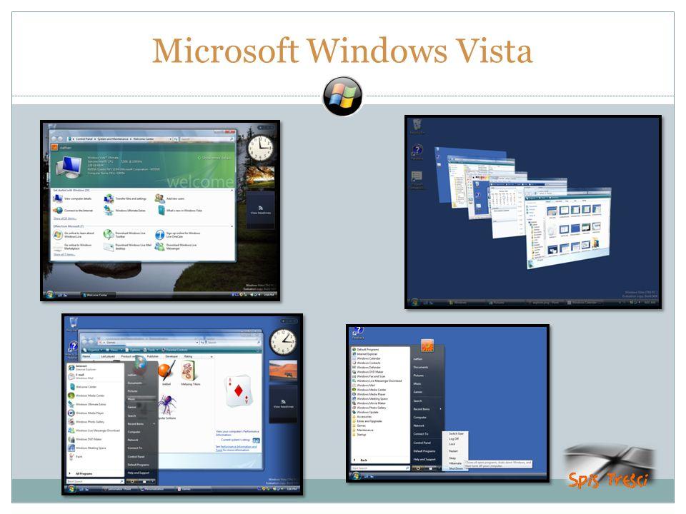 Microsoft Windows Vista
