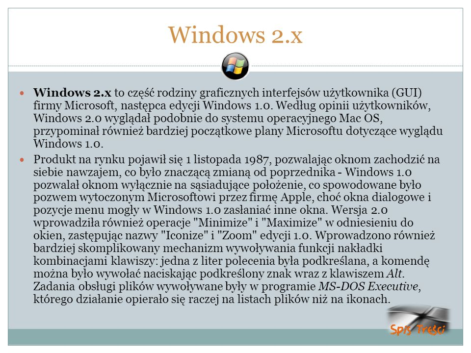 Windows 2.x