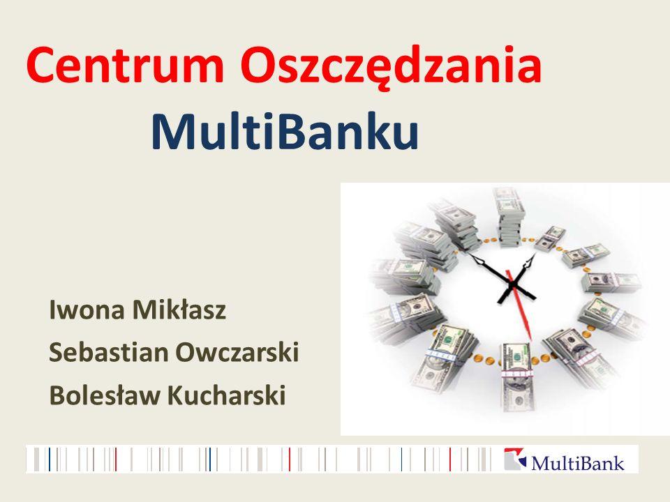 Centrum Oszczędzania MultiBanku