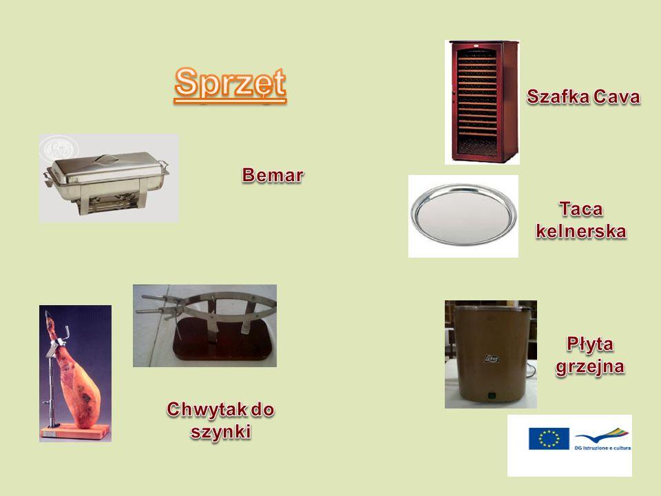Sprzęt Szafka Cava Bemar Taca kelnerska Płyta grzejna