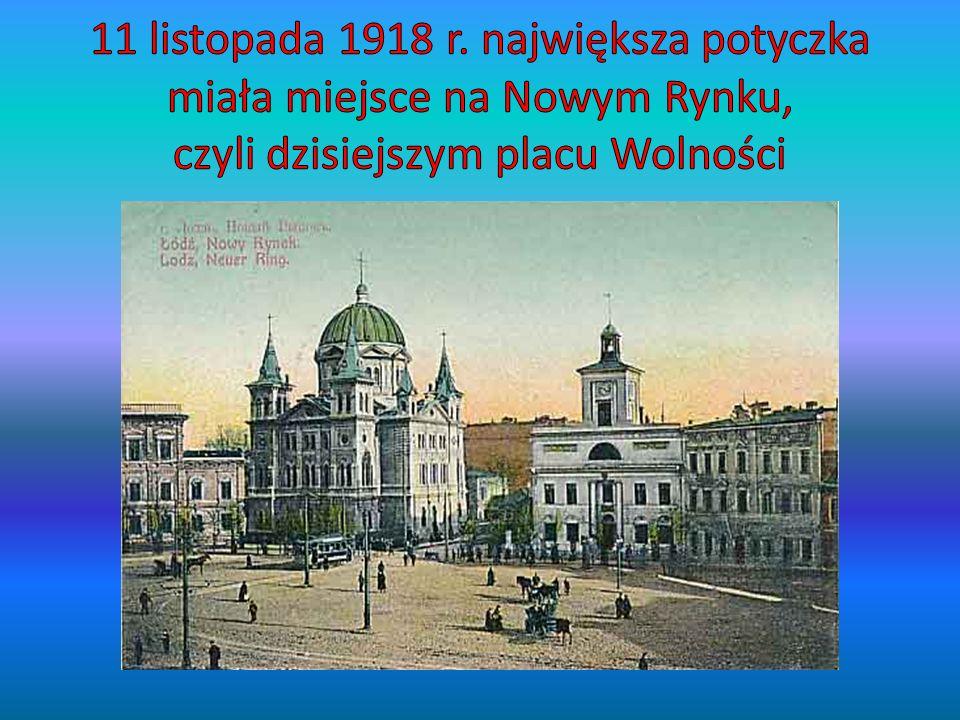 11 listopada 1918 r.